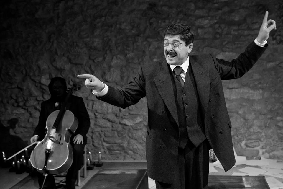 Jordi Hervàs en el paper de Rovira Virgili