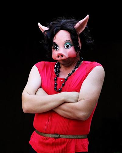 Mare Porca del Llop Ferotge